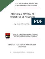VIABILIDAD TECNICA Y COMERCIAL