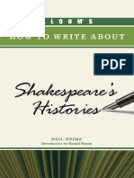 How to Write About Shakespeares Histories.pdf