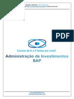 SAP - Administração de Investimentos