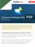 Riesgos Cibernéticos/Phishing