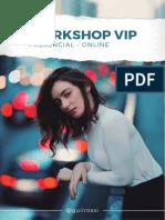 Workshops Vip - Guiirossi