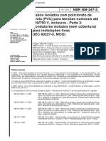 NBR NM 247-3