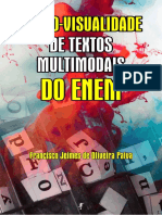 Verbo-Visualidade de Textos Multimodais do Enem