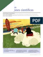 Autoria de las publicaciones cientificas -GYH
