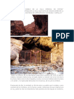 La Cueva Del Diablo de La Villa Imperial de Potosi