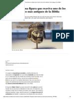 Bosnia Esfera Descubren Una Figura Que Reaviva Uno de Los Misterios Más Antiguos de La Biblia