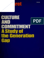 Margaret Mead - Culture and Commitment_ a Study of the Generation Gap-The Bodley Head (1970)