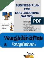 Dog Grooming Saloon