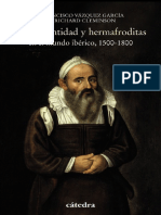 Francisco Vázquez García Richard Cleminson_ Sexo, identidad y hermafroditas en el mundo ibérico, 1500-1800