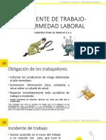 Accidente de Trabajo-Enfermedad Laboral