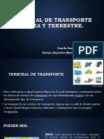 Terminal de Transporte Aérea y Terrestre