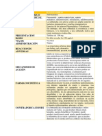 Ficha Farmacologica de Farmacologia Okkkk Reparado
