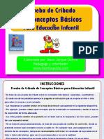 05 Infantil Prueba Evaluación Conceptos Básicos [Autoguardado]