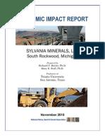 Sylvania Minerals Economic Impact Report