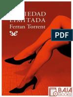 Sociedad Limitada - Ferran Torrent