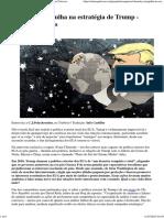 Chomsky Mergulha Na Estratégia de Trump - Outras Palavras