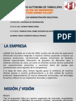 Trabajo Final s.i. Diego Padila