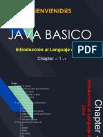 Java practice intro