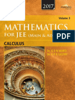 Wiley s Mathematics for IIT JEE Main and Advanced Calculus Vol 3 Maestro Series Dr. G S N Murti Dr. K P R Sastry ( PDFDrive.com ) (1)