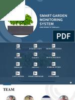 Smart Garden Monitoring System