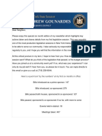 Gounardes_6 Month Newsletter