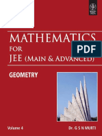 Wiley s Mathematics for IIT JEE Main and Advanced Coordinate Geometry Vol 4 Maestro Series Dr. G S N Murti ( PDFDrive.com )