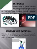 Sensores Presencia
