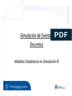 5.Modelos Estadisticos en Simulacion 3