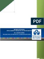 Informe defensorial desplazamiento forzado departamentos Región Andina  2015.pdf