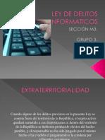 Ley de Delitos Informáticos(1)
