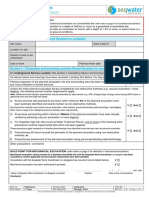 FRM-00413 Corporate Safety - Excavation and Trenching Permit Form