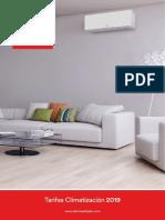 Aire Acondicionado Materiales de Climatizacion Catalogo Precios FUJITSU
