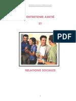 Entretenir Amitié et Relations sociales.PDF