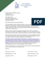 FINAL Southern Border - Humanitarian Crisis Letter