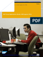 SAP Cloud Applications Studio 1408