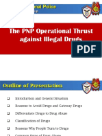 KKDAT Lecture, Re PNP Program Trust for Illegal Drugs