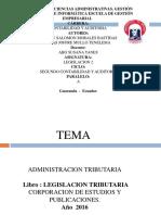 Morales & Mullo Administracion Tributaria