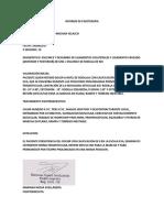 Informe de Fisioterapia Jose Mojana