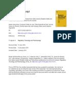 Evaluación de Seguridad de Los Aceites Extraídos de Insectos Comestibles ( Tenebrio Molitor y Pachymerus Nucleorum) Como Nuevo Alimento Para Humanos