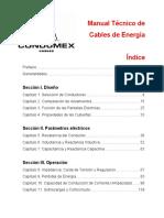 Manual Tecnico de Cables de Energia