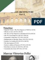 ROMAN ARCHITECTURE.pptx