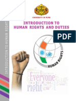Introduction to Human Rigths and Duties