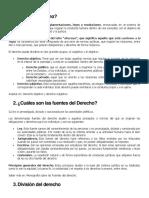 Qué Es Derecho Carmen[1]