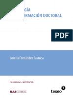 Pedagogía de la formación doctoral.pdf