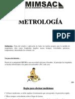 Metrología I