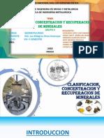 Geometalurgia - Grupo 4