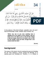 hadith 34