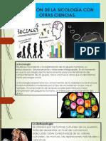 3.Relación de La Psicología Con Otras Ciencias