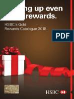 Gold Catalog q4 2018
