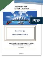 Evidencia 17.3 Casos Empresariales